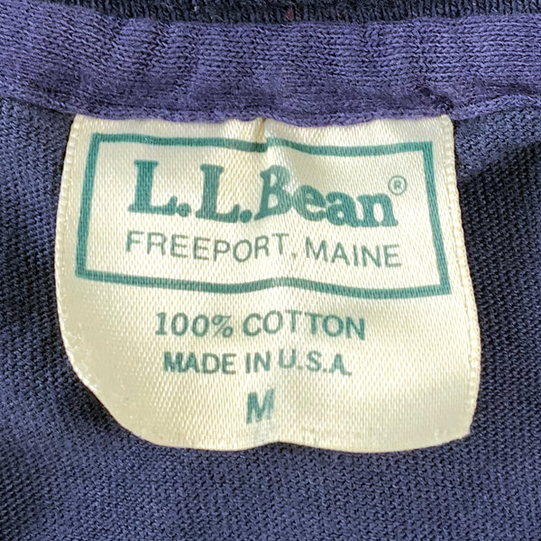 L.L. Bean Blue T-Shirt