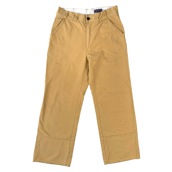 Patagonia White Label Canvas Pants