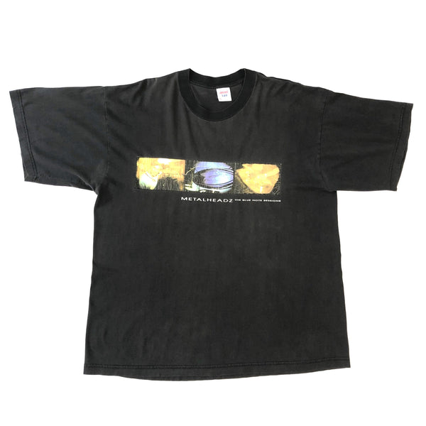 Metalheadz Goldie Blue Note Sessions T Shirt
