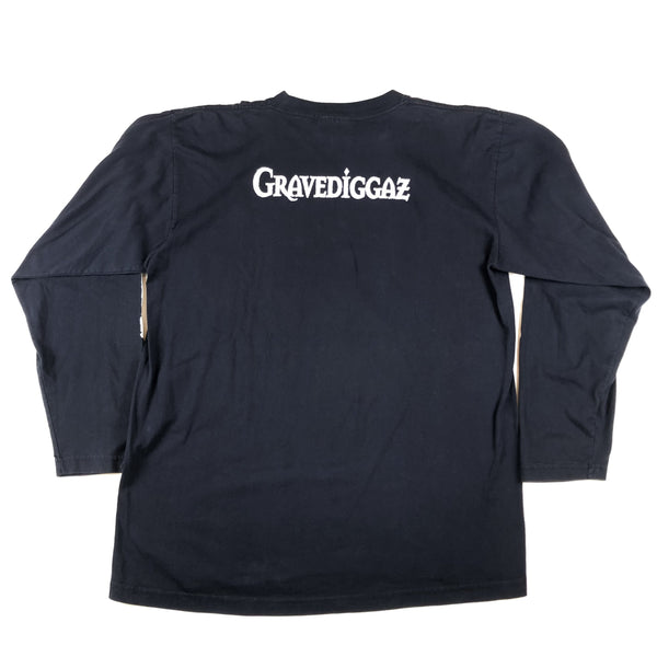 Gravediggaz Six Feet Deep Long Sleeve T-Shirt (European)