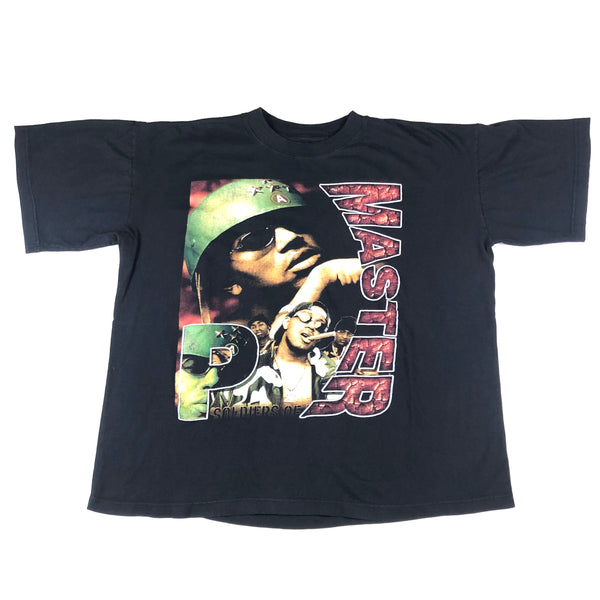 Master P I Got The Hook Up Collage T Shirt