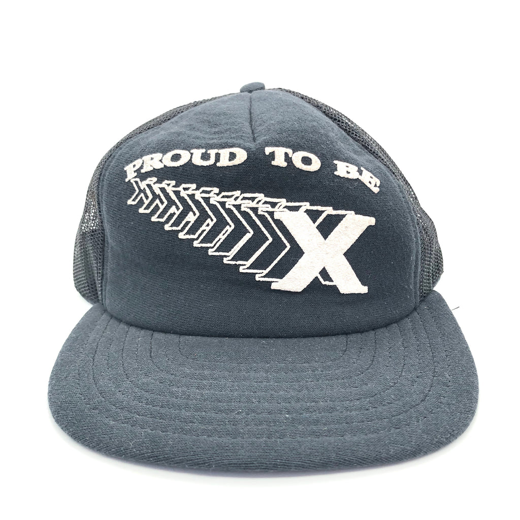 Proud To Be XXX Foam Trucker Hat