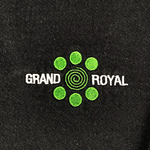 Grand Royal Embroidered Sweatshirt (1990's)