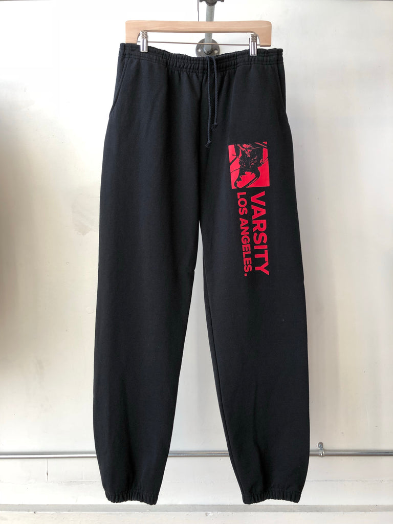 VLA Inertia Sweatpants Black