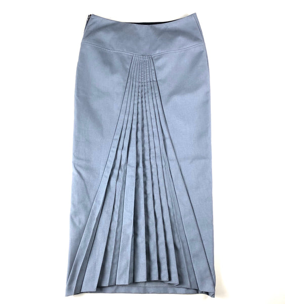"Vexed Generation Accordian Pleated Tech Skirt (w.30"")"