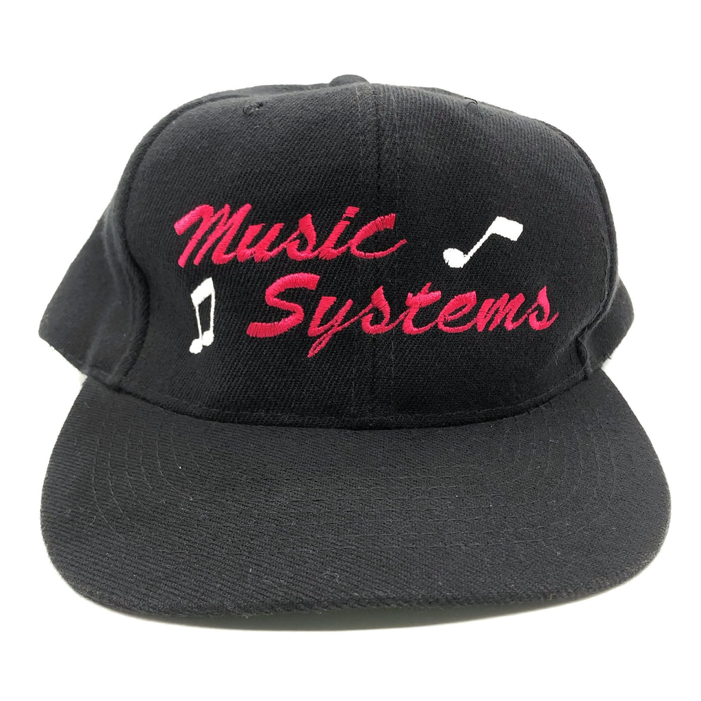 Music Systems DJ Battle '96 Snapback Hat