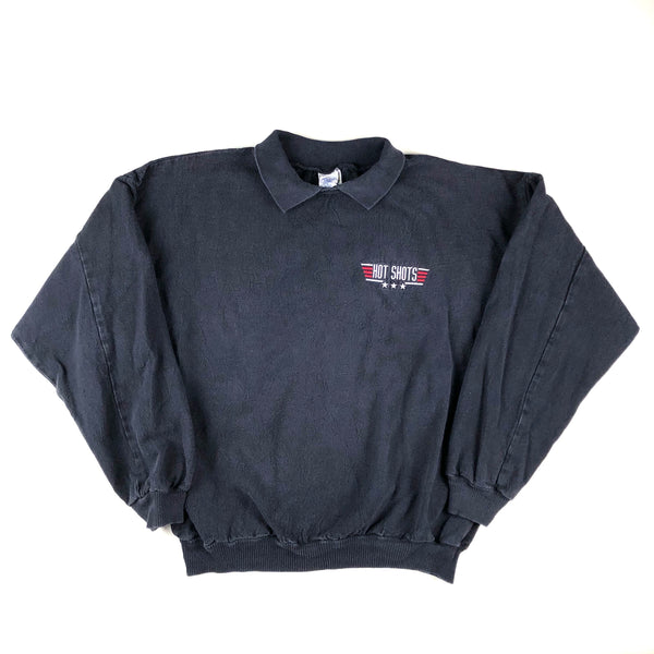 Hot Shots Movie Cast & Crew Sweatshirt
