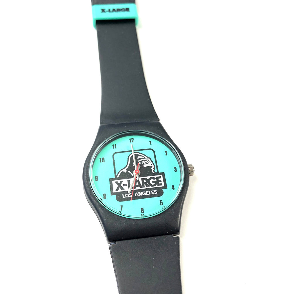 X-Large Los Angeles Plastic Watch