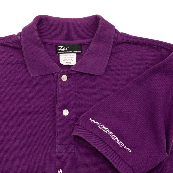 Futura Labratories Pointman Polo Shirt