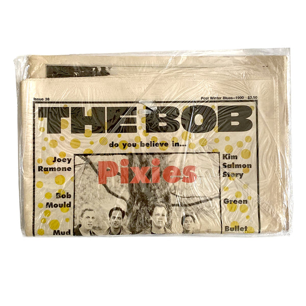 The Bob Magazine Pixies cover (+flexidisc)