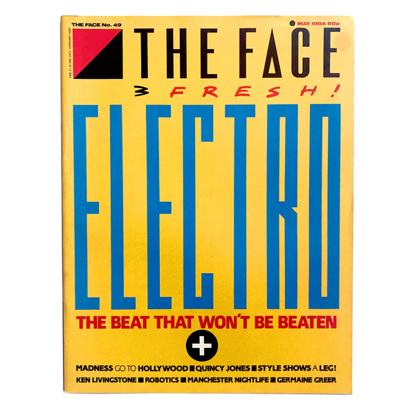 The Face May 1984