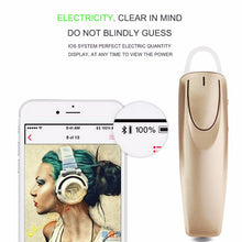 Mini Bluetooth Headset With Microphone