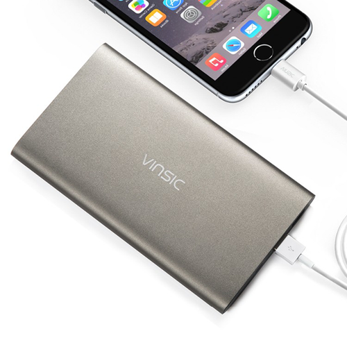 Power Bank Vinsic Alien P2 - (20000mAh /15000mAh /12000MmAh)