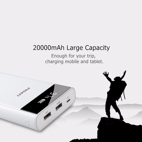 Portable Dual USB Power Bank