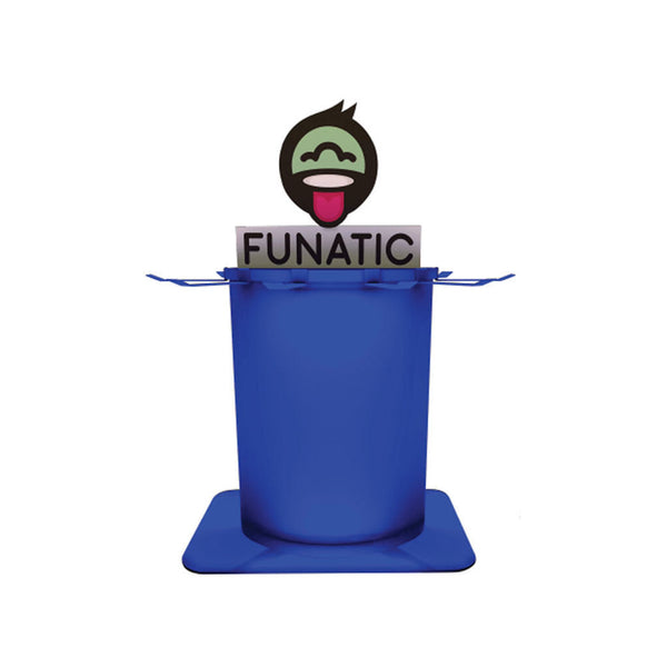 Funatic 10-peg Countertop Swivel Display [POP Display]