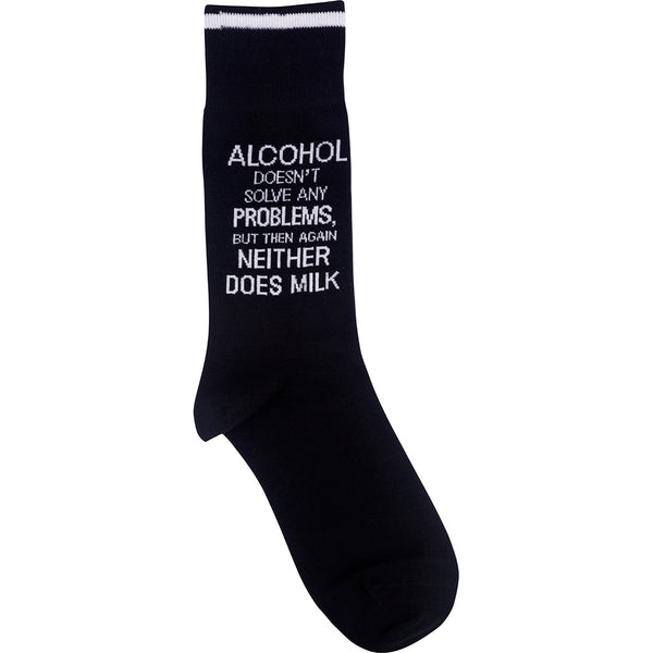 Alcohol Doesn't Solve Any Problems [WHOLESALE]