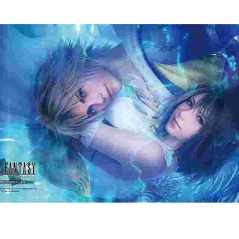 Final Fantasy TCG: Final Fantasy X Playmat