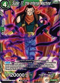 Super 17, the Infernal Machine (FOIL)