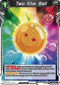 Two-Star Ball (FOIL)
