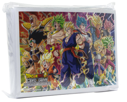 Dragon Ball Super Assault of the Saiyans - STANDARD SIZE (60)