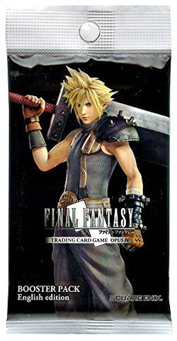 Final Fantasy TCG: Opus 4 Booster Pack