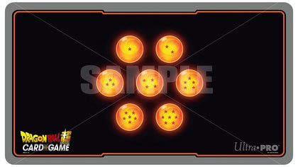 Dragon Ball Super Dragon Balls Playmat