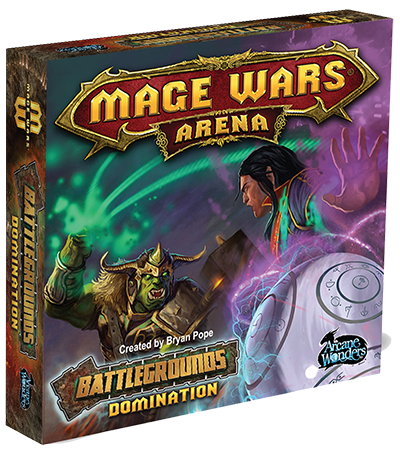 Mage Wars Arena: Battleground Domination