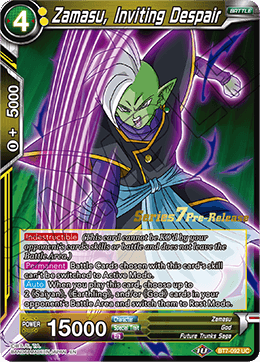 Zamasu, Inviting Despair (PRERELEASE)
