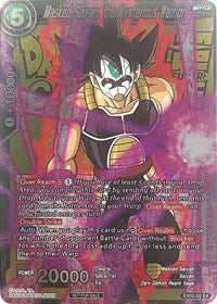 Masked Saiyan, the Mysterious Warrior (Metallic Foil) (Event Pack 2018)