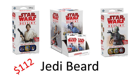 Legacies - Jedi Beard - Bearded Collectibles