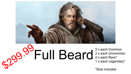 Way of the Force - Full Beard - Bearded Collectibles