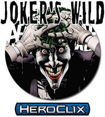 Joker's Wild Dice and Token Pack - Bearded Collectibles