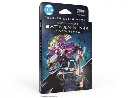 DC Comics Deck Building Game: Crossover Pack 8 - Batman Ninja