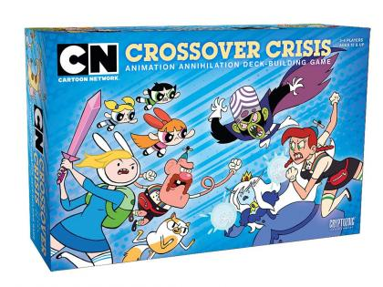 Cartoon Network Crossover Crisis: Animation Annihilation Deck-Building Game