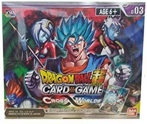 Set 3 - Booster Box - Dragon Ball Super