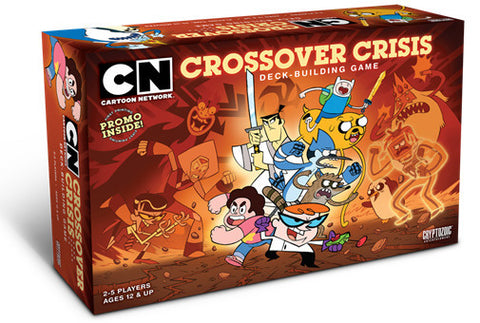 Cartoon Network Crossover Crisis Deck Building Game - Bearded Collectibles