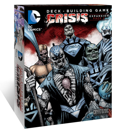 DC Comics Deck Building Game: Crisis Expansion Pack 2
