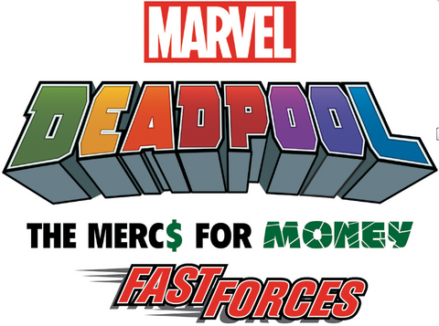 Mercs 4 Money Fast Forces (PREORDER) - Bearded Collectibles