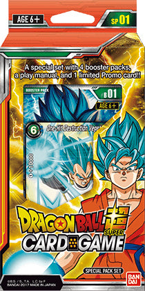 Special Pack - Dragon Ball Super