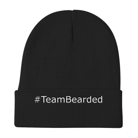 #TeamBearded Beanie - Bearded Collectibles