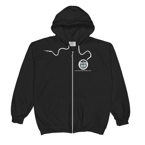 Bearded Collectibles Unisex  Zip Hoodie - Bearded Collectibles