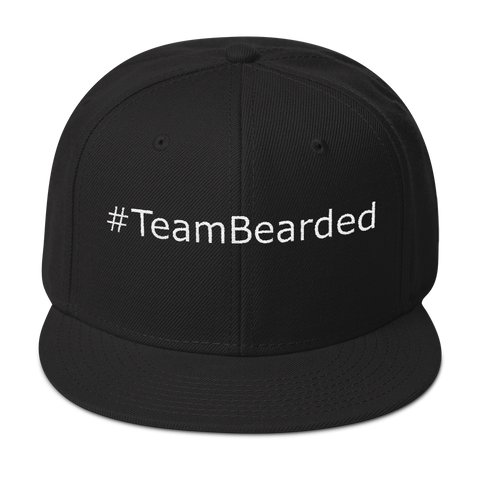 #TEAMBEARDED HAT - Bearded Collectibles