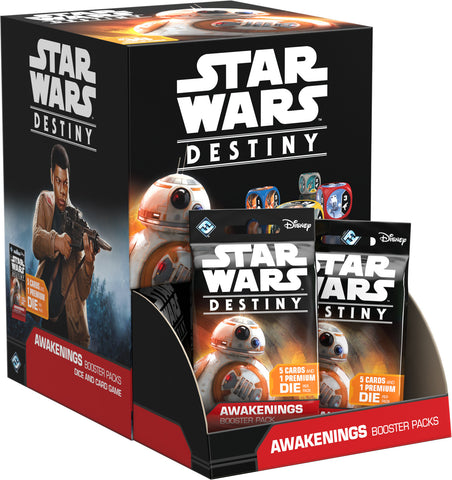 Awakenings Booster Box - Bearded Collectibles