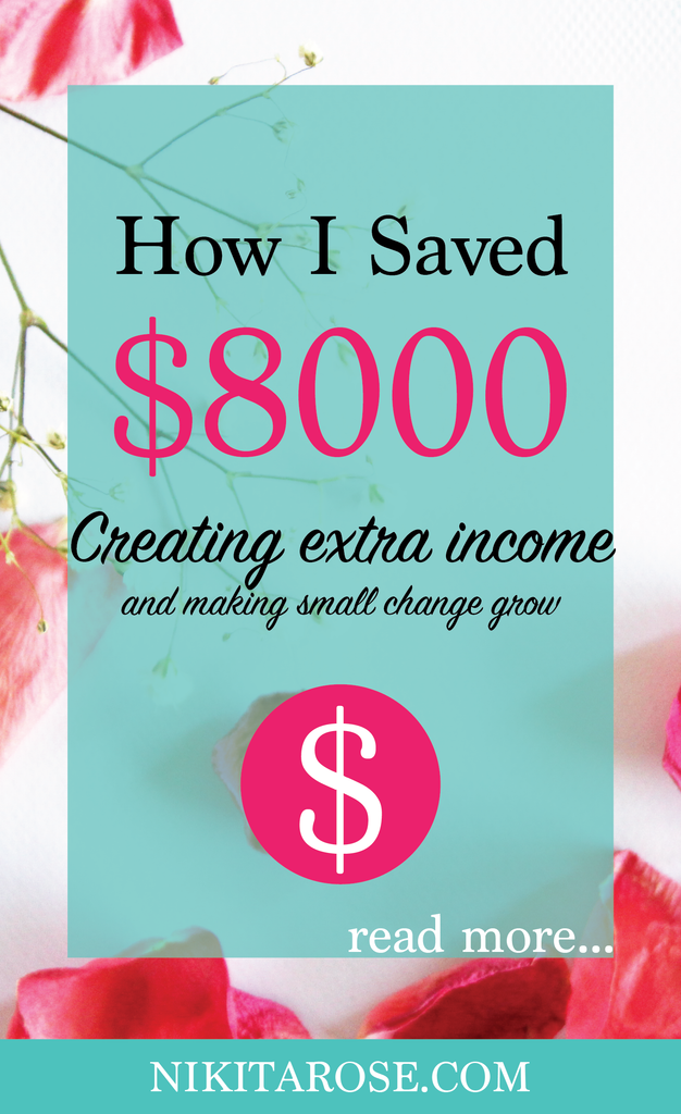 My Eighth Thousand Dollar Savings Challenge