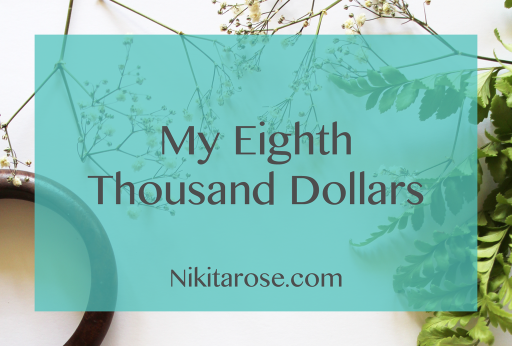 My Eighth Thousand Dollars Savings Challenge | Save, Invest & Grow Wealth | One Thousand Dollars Savings Plan | Becoming a Money Boss and Taking Back My Financial Independence #savingschallenge #1000dollars #financialindependence #FIRE #FIOR
