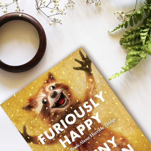 Furiously Happy | Jenny Lawson | Books To Read | Finding Happy