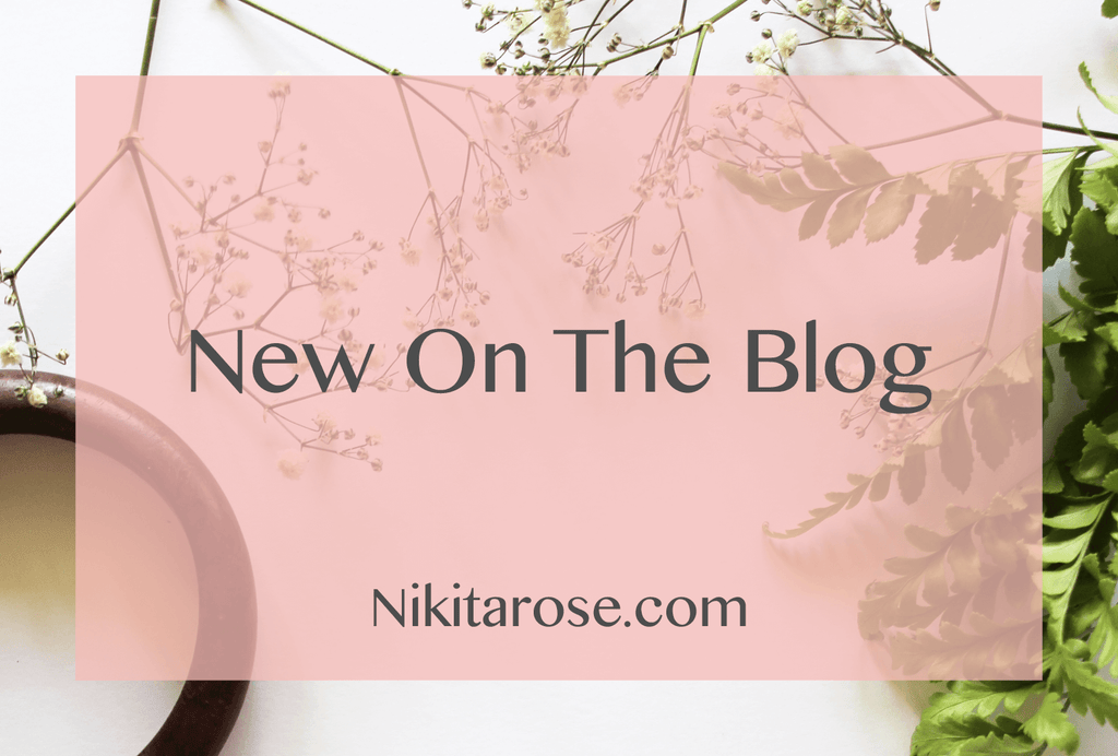 Nikita Rose Blog | Building A Life of Creativity and Abundance | Craft | DIY | Finance | Art | Blogging | Earning Money Online | Small Business
