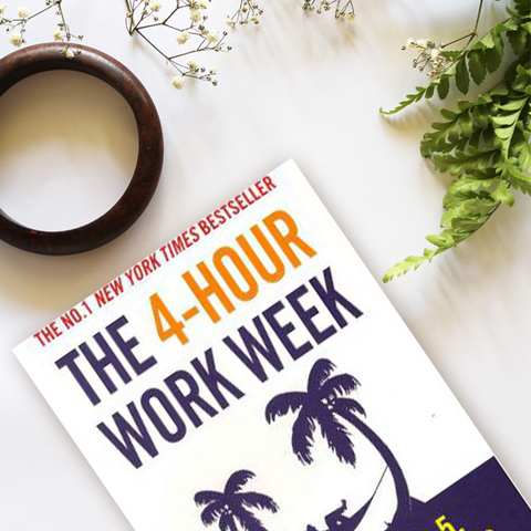 The 4 Hour Work Week | Timothy Ferriss