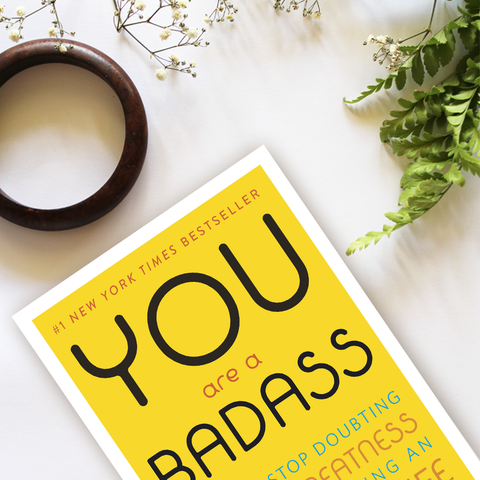 You Are A Badass | Jen Sincero | Confidence Boost | Personal Growth | Self Esteem