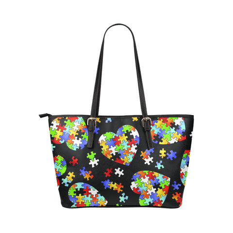 Autism Hearts - Tote